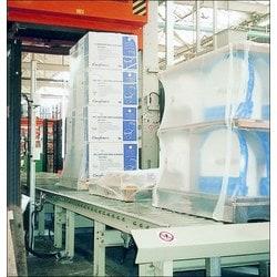 Оборудование для упаковки сантехники