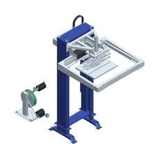 Горизонтальная упаковочная машина обвязки лентой OMS 06CL