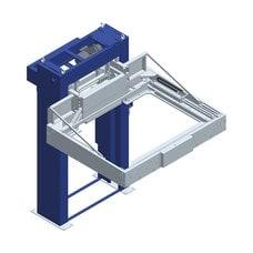 Горизонтальная упаковочная машина обвязки лентой OMS 06C