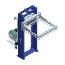 Горизонтальная упаковочная машина обвязки лентой OMS 06RP