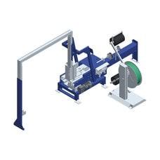 Вертикальная упаковочная машина обвязки лентой OMS 875 A