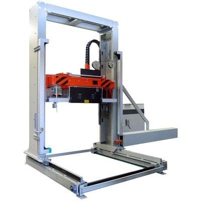Вертикальная упаковочная  машина OMS RG08
