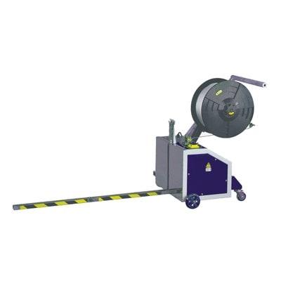 Полуавтоматическая вертикальная обвязочная машина OMS