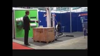 Демо-тест вертикальная обвязка РР лентой