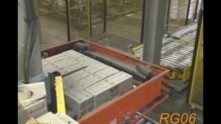 Упаковка керамической плитки методом стретч хууд от компании ОМС Системс