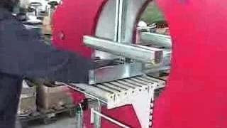Упаковочные машины AREA модель R9 и Ring 40