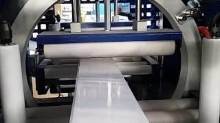 Упаковка продукции на кольцевом обмотчике в стретч AREA Ring 60