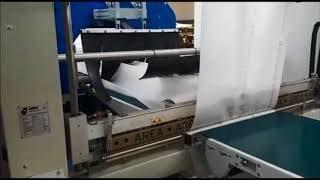 Упаковка ламината на машине AREA R9.100