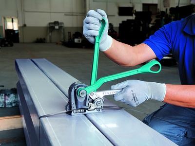 Упаковочная машинка для стальной ленты высокого качества