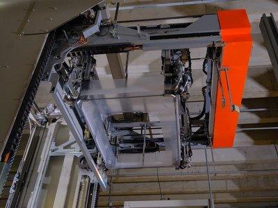 Оборудование стрейч худ итальянского производства