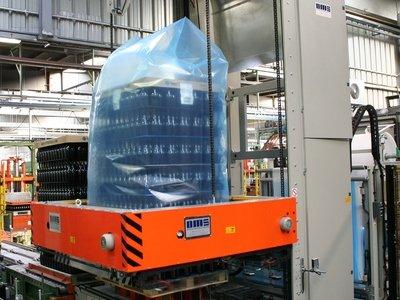 Оборудование для упаковки в термоусадочную пленку от бренда OMS