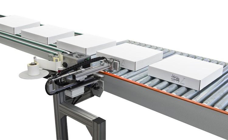 Автоматический принтер-аппликатор этикеток